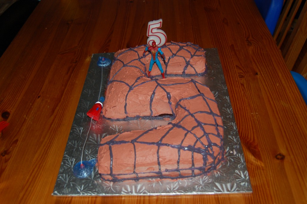 Cam's cake.