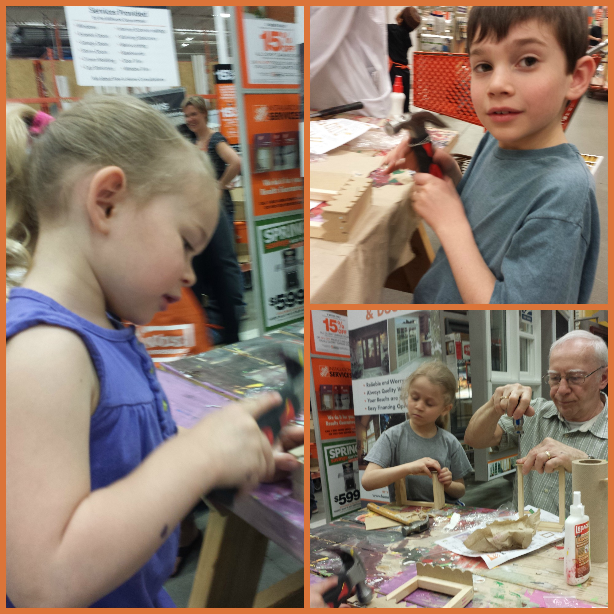 Home Depot Mothers Day